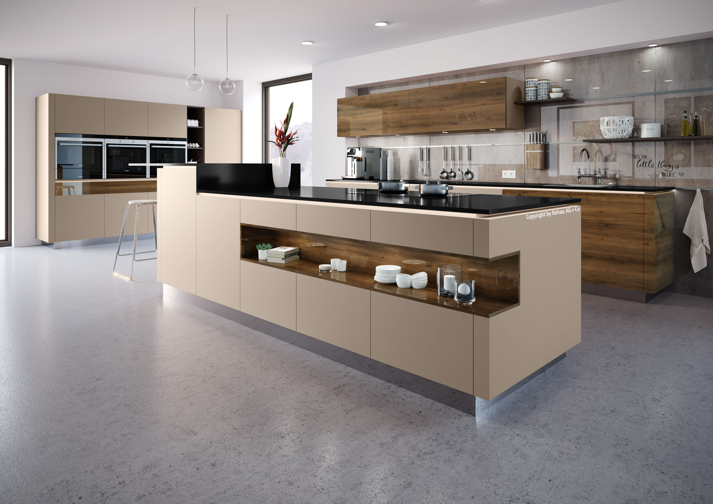 Stylish surfaces – reliable quality